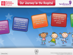 Our Journey in the Hospital