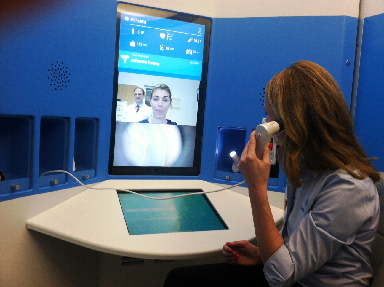 Cleveland Clinic partners with HealthSpot to expand the reach of its doctors