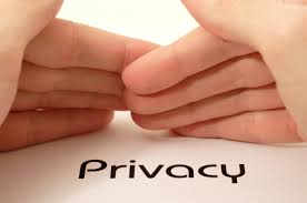 privacy policy PHI