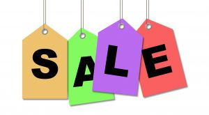 sale, for sale