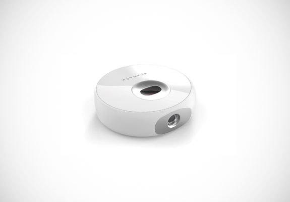 Here's a look at Scanadu's Tricorder, which has raked in $100K in just a few hours on indiegogo