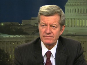 Sen. Max Baucus, chairman, Senate Finance Committee