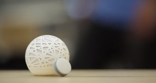 Hello, gorgeous! Sleek sleep tracker includes room environment in slumber assessment