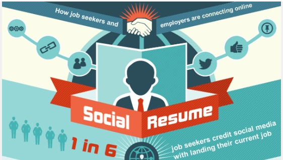 You just got laid off from Boston Scientific, or wherever. Be smart and build a social resume