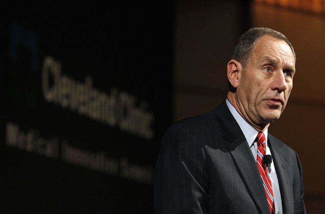 Toby Cosgrove says thanks, but no thanks to Secretary of VA job