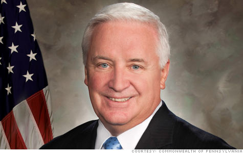 Gov. Tom Corbett's 'Healthy Pennsylvania' plan for the expansion of Medicaid DOA?