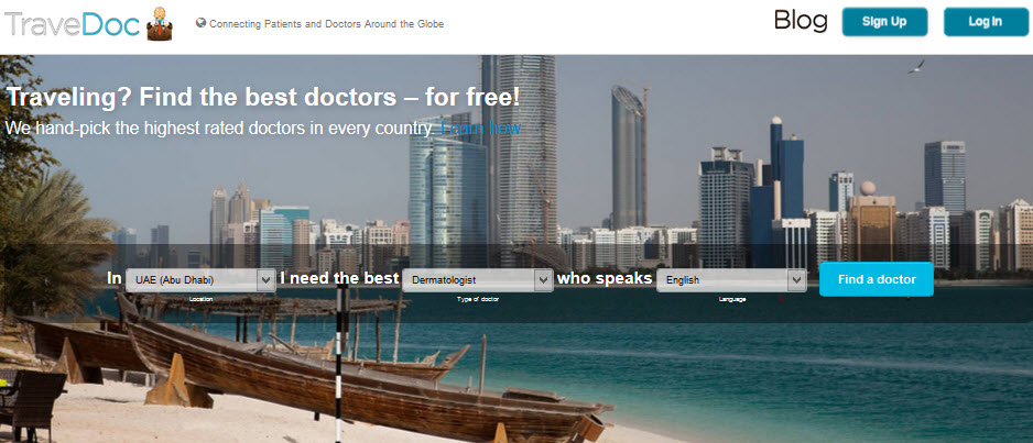 A healthcare startup for travelers sees Asia and Middle East as big priorities