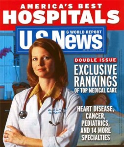 3 Midwest institutions among U S  News' Best Hospitals lists