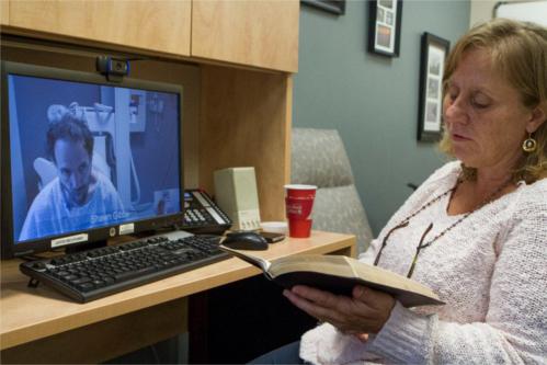 Nebraska Medical Center uses telemedicine to treat Ebola virus patient