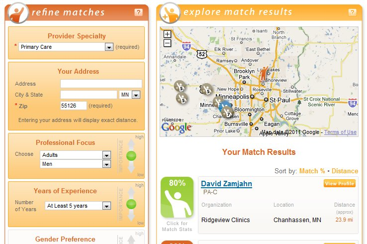 Online doctor-patient matchmaker Wellclicks plans April product release